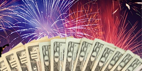 New Years Resolution Countdown to success! Learn how invest in Real Estate tickets