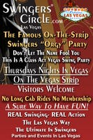 On The Vegas Strip Famous SwingersCircle Social/Orgy Party! Real Swinger FUN!