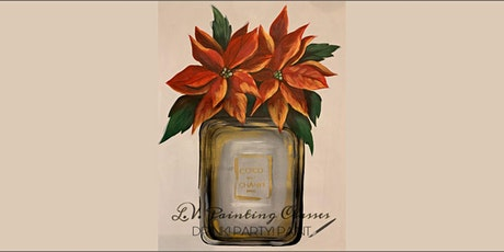 Drink! Party! Paint! Poinsettia 20201211 tickets