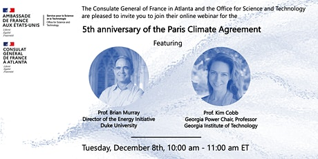 5th anniversary of the Paris Climate Agreement - Atlanta tickets