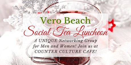 Vero Beach Social Tea Luncheon - December 2020 tickets