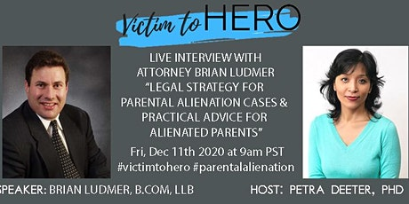 Legal Strategy for Parental Alienation & Practical Advices for Parents tickets