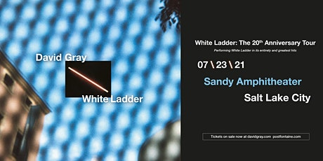 David Gray - White Ladder: The 20th Anniversary Tour tickets