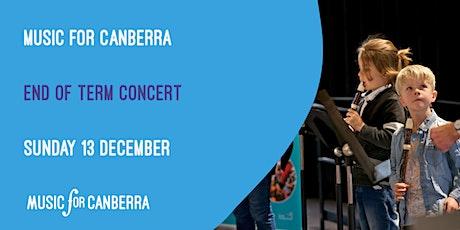 End of Year Celebration Concert - Junior Flute tickets