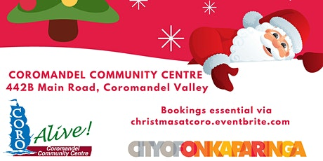 Christmas @ Coro tickets