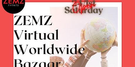 24 Hours-Virtual Worldwide Bazaar tickets