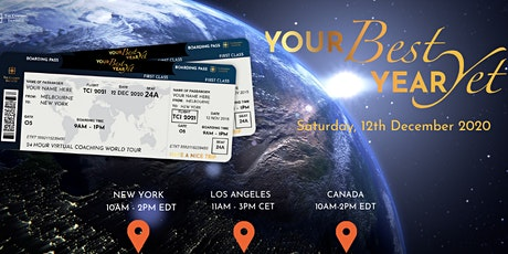 Your Best Year Yet New York tickets
