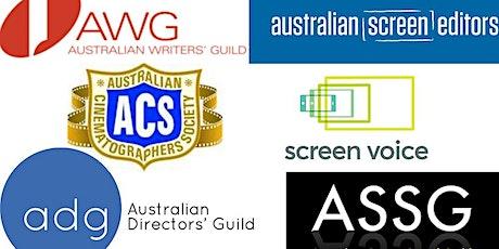 WA Screen Guilds Xmas Networking Night tickets