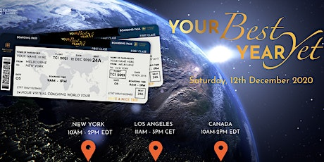 Your Best Year Yet Los Angeles tickets