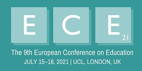 The 9th European Conference on Education (ECE2021) tickets