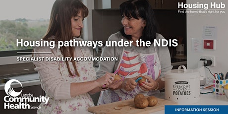 Housing pathways under the NDIS tickets