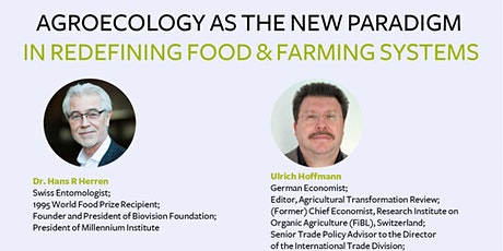 Agroecology as the New Paradigm in Redefining Food & Farming Systems tickets