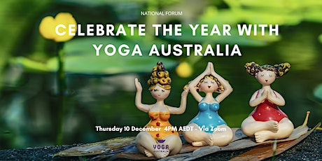 National Forum: Celebrate the year with Yoga Australia tickets