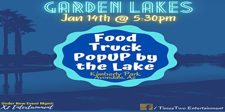 Kimberly Park Food Truck PopUP by the Lake - Jan 14th tickets