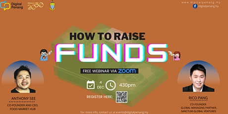 [Coffee & Curry Puff] How to raise funds tickets
