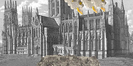 The York Minster Fire of 1829 tickets