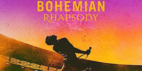Movies by Moonlight - Bohemian Rhapsody tickets