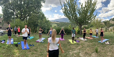 Holistic 50 Hour Yoga Teacher Training in Italy Monastery biglietti