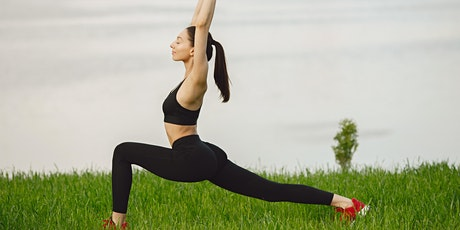 Yoga in the Park (for young people aged 12-25) tickets