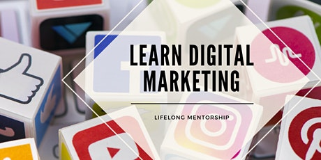 Learn How to Do Digital Advertising - Lifelong membership tickets