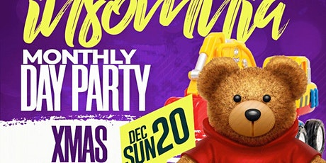 INSOMNIA MONTHLY DAYTIME PARTY GROOVE : SUNDAY BRUNCH DAY PARTY tickets