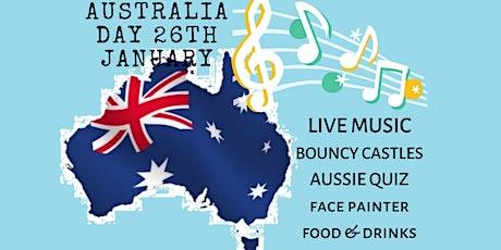 TRUE BLUE AUSTRALIA DAY tickets