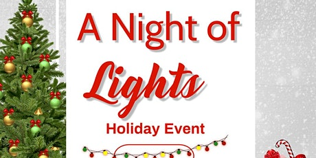 A Night of Lights Holiday Event tickets