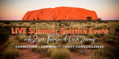 LIVE Summer Solstice Event - Brisbane tickets