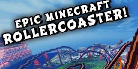 Minecraft Roller Coaster Engineers tickets