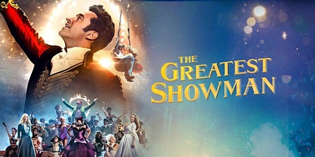 Movies by Moonlight - The Greatest Showman tickets