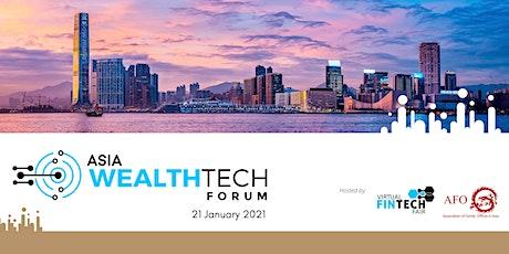 Asia WealthTech Forum tickets
