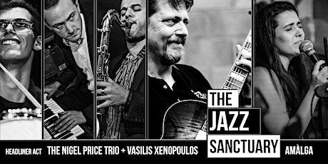 Nigel Price Organ Trio + Vasilis Xenopoulos and  Amalga tickets