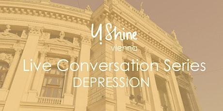 Live Conversation Series: Depression tickets
