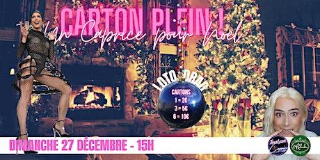 CARTON PLEIN #2 - Un Caprice Pour Noël billets