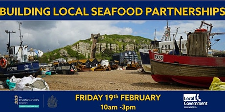 Building Local Seafood Partnerships tickets