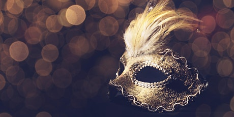 """A """"Mask-erade"""" New Years Eve tickets"""