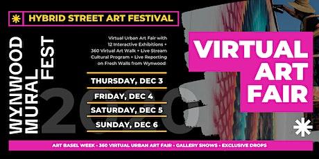 Wynwood Mural Fest 2020 // Virtual Urban Art Fair tickets