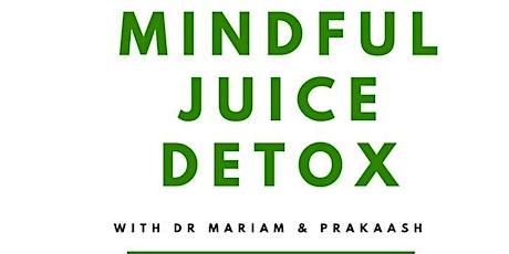 Conversations: Mindful Juice Detox With Prakaash tickets