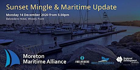 Sunset Mingle & Maritime Update tickets