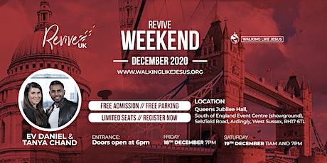 REVIVE WEEKEND // DEC 2020 // DANIEL CHAND tickets