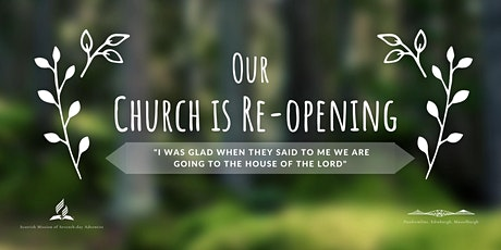Edinburgh Adventist Community Church tickets