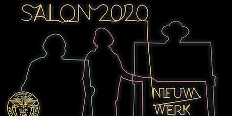 Salon 2020 - Nieuw Werk  // Entree tickets