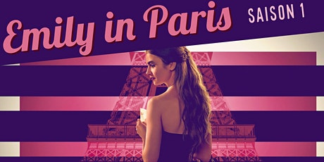Fausse projection extérieure en avant première de Emily in Paris tickets