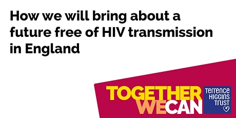 Postponed: How we will bring about a future free of HIV transmission tickets