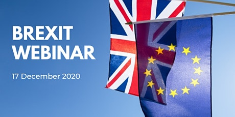 Exporting and importing post-Brexit workshop tickets