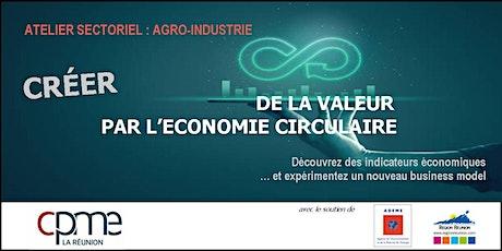 Créer de la valeur par l'économie circulaire billets