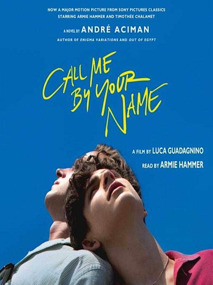 Image pour Le Cinéma du BHV MARAIS - Call Me By Your Name - 17/12 - 16h