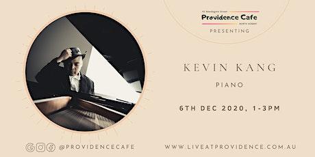 SUNDAY ARVO LIVE with Kevin Kang (piano) tickets