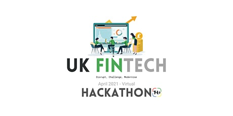 FinTech 2021 – Virtual Hackathon tickets