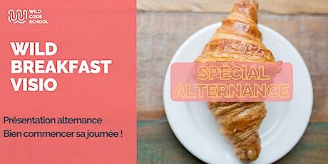 Wild Breakfast - Formation alternance EN VISIO billets